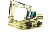 Caterpillar M318 Wheeled Excavator - Silver