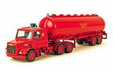 Scania Tractor w/Tanker - Cambridgeshire Fire & Tanker