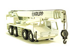 Krupp 70 GMT-AT Telescopic All Terrain Crane