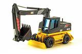 Caterpillar M318 Wheeled Excavator - Racing Edition