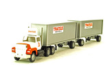 Ford Tractor w/Double Pup Trailer - Transus