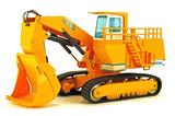 Demag H185 Front Shovel