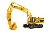 Caterpillar 375 Three Boom Excavator