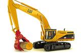 Caterpillar 375 Excavator w/Log Grapple