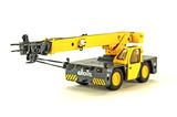 Grove 5515 2 Axle Mobile Crane