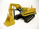 Caterpillar 245 Front Shovel - New Colors/Black Stripe