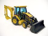Caterpillar 438C Backhoe Loader