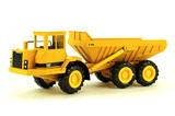 Caterpillar D400 Articulated Dump Truck