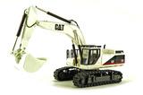 Caterpillar 375ME Excavator - White