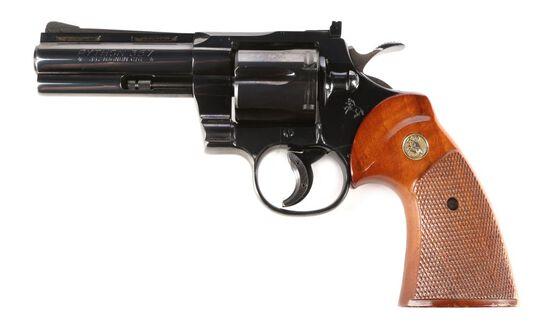 Colt Python E Series in .357 Mag.