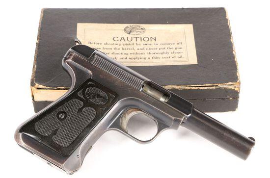 Savage Model 1917 in .380 ACP