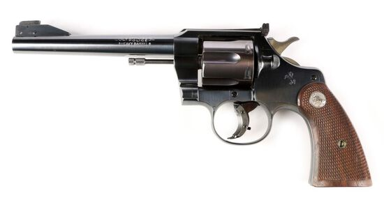 Colt Official Police in .38 Special