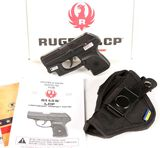 Ruger LCP in .380 ACP