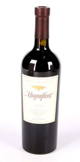 2000 Franciscan Magnificat Proprietary Red