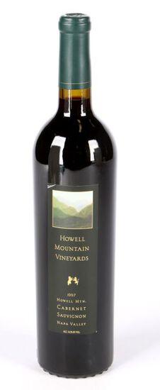1997 Howell Mountain Vineyards Cabernet Sauvignon