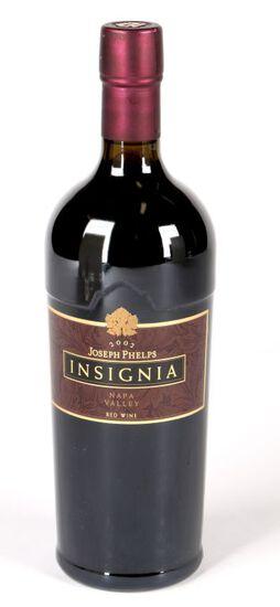 2002 Joseph Phelps Insignia Red Wine