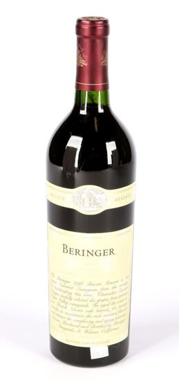 1996 Beringer Private Reserve Cabernet Sauvignon