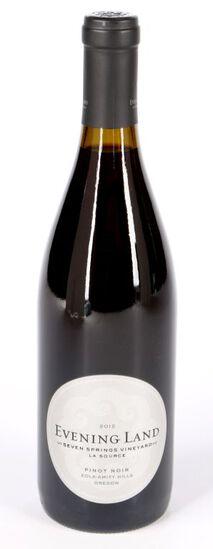 2012 Evening Land -La Source- Seven Springs Vineyard Pinot Noir