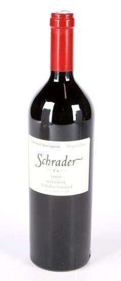 2006 Schrader T6 To Kalon Beckstoffer Cabernet Sauvignon