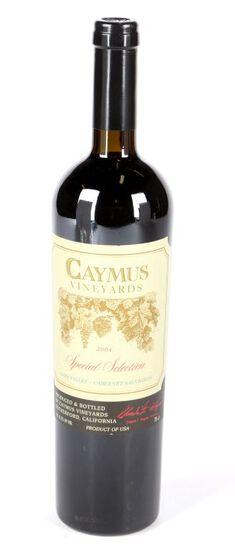 2004 Caymus Special Selection Cabernet Sauvignon