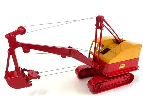 Bucyrus Erie 22B Backhoe - Grace Construction