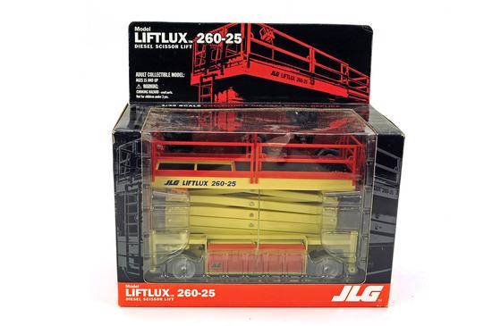 JLG 260-25 Liftlux Diesel Scissor Lift - 1:32