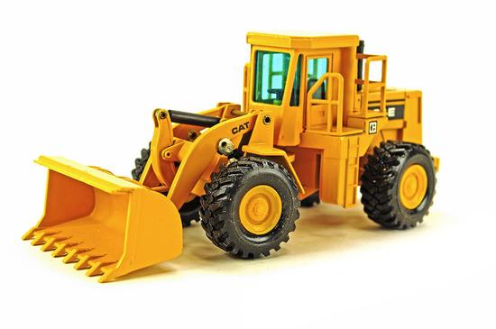Caterpillar 966E Wheel Loader