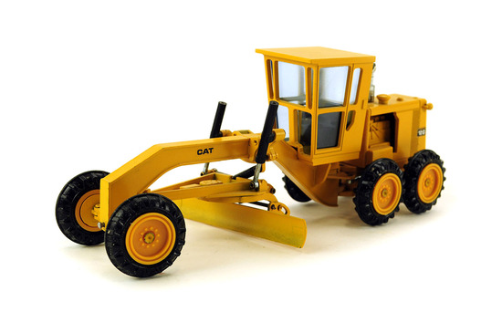 Caterpillar 12G Grader - 12G on Rear