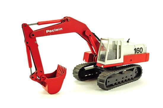 Poclain 160 Tracked Excavator