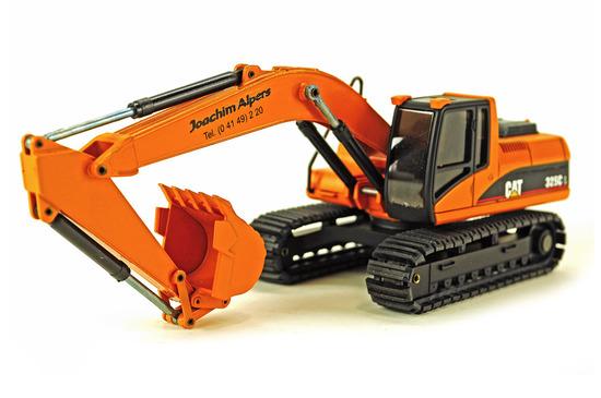 Caterpillar 325C L Excavator - Joachim-Alpers