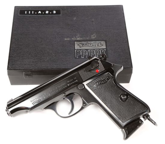 Walther PP in .32 ACP