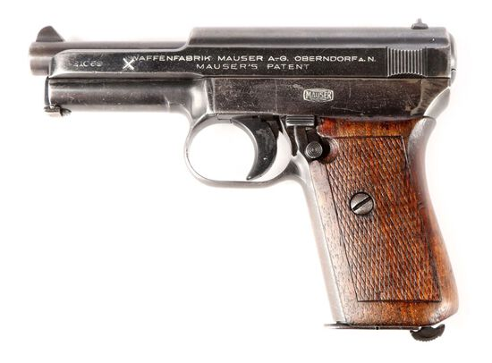 Mauser 1914 in .32 ACP