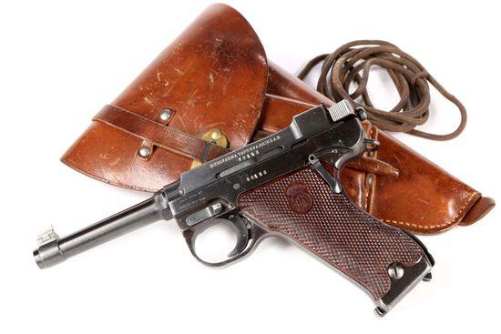 Husqvarna Lahti in 9mm Luger