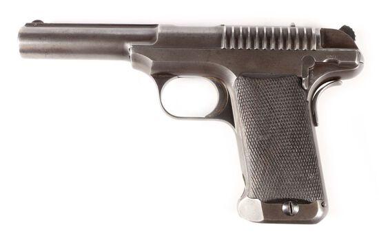 Savage Model 1907 Trials Gun in .45 ACP