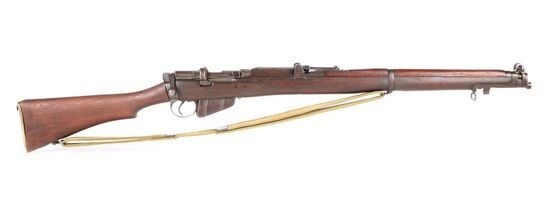 Lithgow SMLE No. 1 Mark III in .303 Brit.