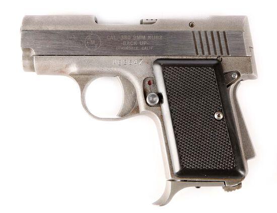 AMT Back-Up in 9mm Kurtz