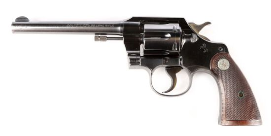 Colt Official Police in .22 Long Rifle