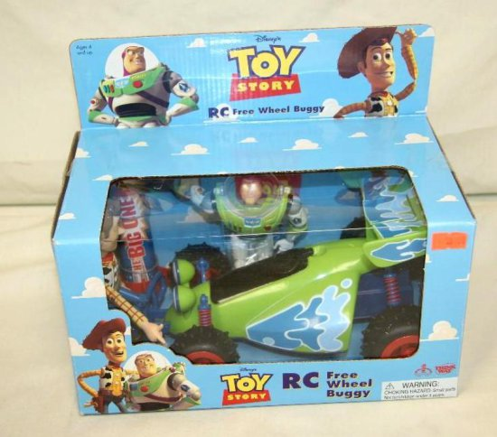 rare toy story r c free whee auctions online proxibid