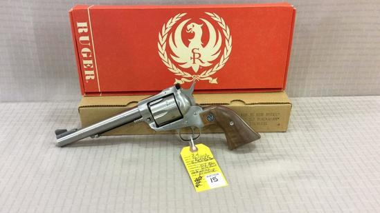 Ruger New Model Blackhawk .357 Mag Cal Stainless