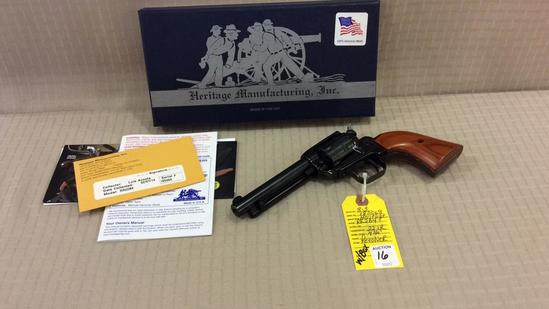 Heritage Mfg. Co Model RR22B4 22 LR Revolver