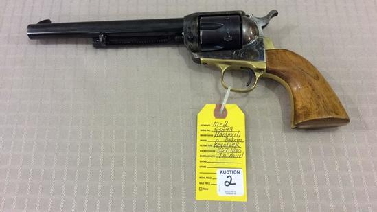"""Hammerli Dakota Revolver Cal .357 Mag, 7 ½"""", Blue"""