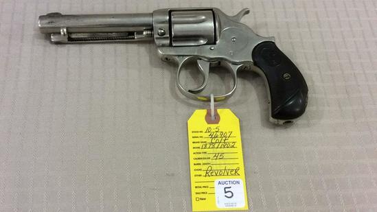 Rare Colt Model 1878/1902 Philippine/Alaskan