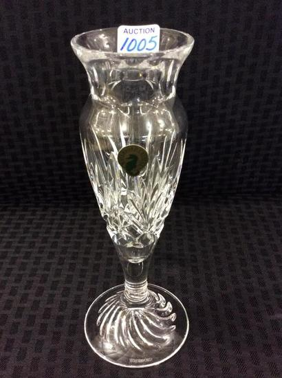 "Waterford Ireland Tisdale 9"" Vase"