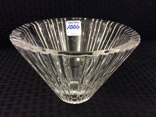 Orrefors Crystal Bowl-Approx. 4 Inches
