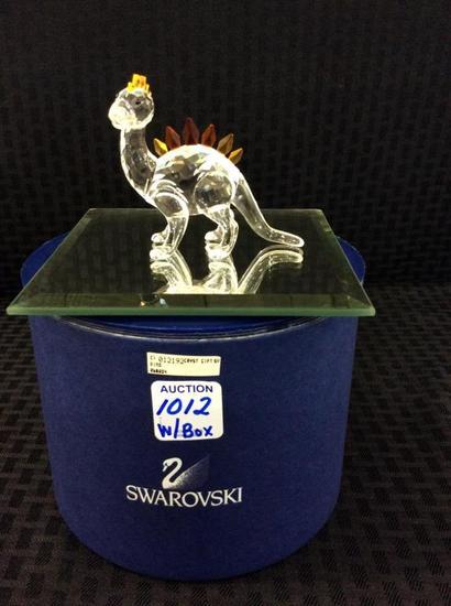 Swarovski Dino Dinosaur w/ Original Box