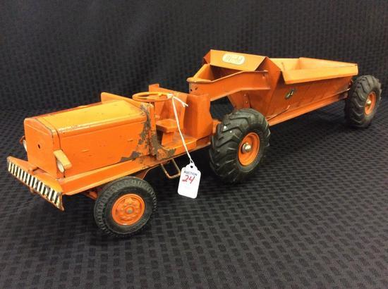 Model Toys Construction Toy w/ Bottom Dump