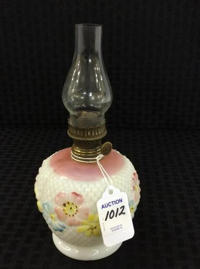 Mini Cosmos Miniature Kerosene Lamp w/
