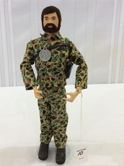 Vintage 1964 GI Joe Soldier Land Adventurer