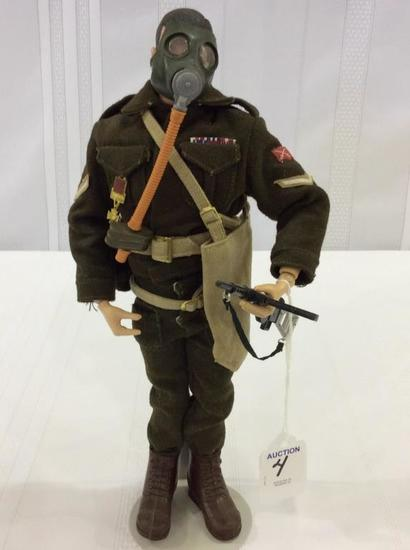 Vintage 1964 GI Joe British Soldier