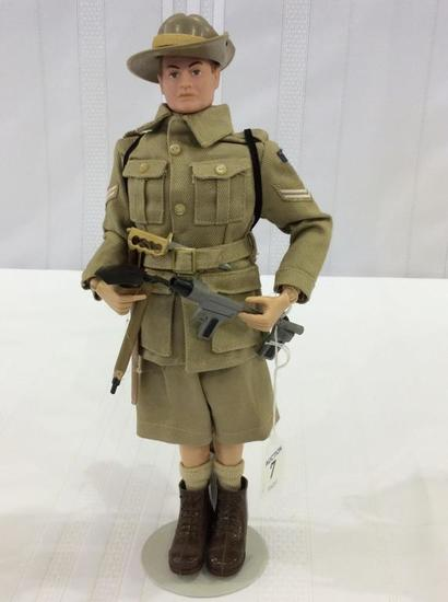 Vintage 1964 GI Joe Australian Jungle